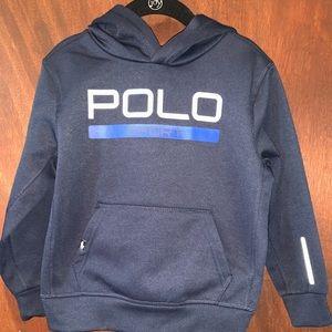 Polo Sport by Ralph Lauren Blue Hoodie